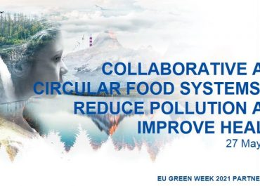 Collaborative and circular food systems to reduce pollution and improve health